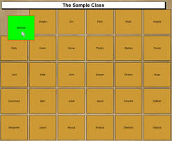 Floor Plan For Classroom Seating Chart Maker