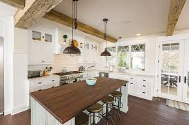 how to decorate a rustic kitchen gorgeous modern farmhouse kitchens