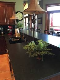 kitchen cabinets with granite top india black granite countertops styles tips infographic