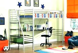Top Bunk Bed With Desk Underneath Bed With Desk Underneath Ikea Katecaudillo Me