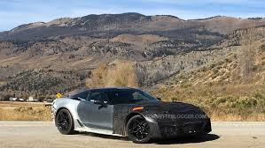 corvette colorado more sightings of the 2018 corvette zr1 prototypes in