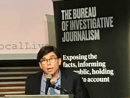 location bureau journ the bureau of investigative journalism press gazette