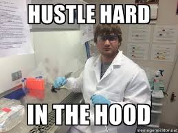 Lab Tech Meme - everyday i m hustling labrats