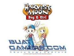 emuparadise harvest moon animal parade harvest moon boy and girl psp iso cso high compress game ppsspp