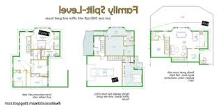 Split Level Home Designs Home Design 81 Excellent House Plans With Open Floor Plans