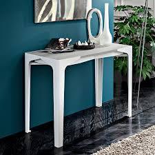 Schmaler Pc Tisch Italienische Designer Konsolentische Arredaclick