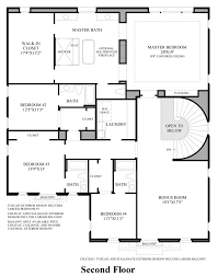 chateau floor plans meridian at altair the luna home design