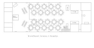 Banquet Floor Plan Software by Wedding Reception Plan Images Wedding Decoration Ideas