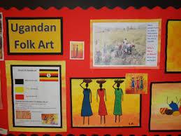 Uganda Flag Colours Multi Faith Multi Cultural Art Week U2013 October 2017 Tarleton Holy