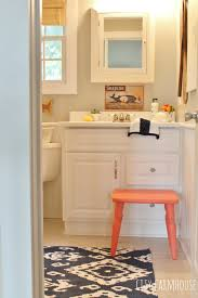 coastal bathrooms ideas preppy coastal bathroom reveal city farmhouse
