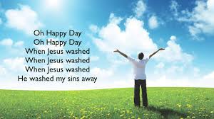 oh happy day by carole fredericks lyrics