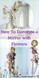 Bathroom Mirror Decorating Ideas Best 20 Decorate A Mirror Ideas On Pinterest Fireplace Mantel