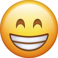 happy emoji icon in png and ai emoji island