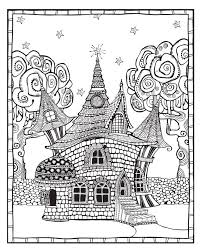 343 architecture coloring pages adults images
