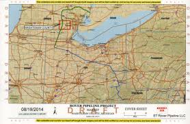 Map Of Southern Michigan by Et Rover Pipeline Washtenaw County Maps Ann Arbor District Library