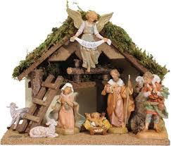 48 best nativity sets images on nativity