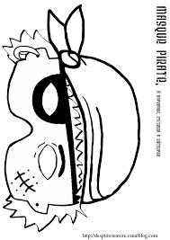 pirate à imprimer colorier atelier créatif pinterest pirate