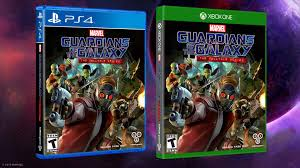 guardians of the galaxy a telltale series