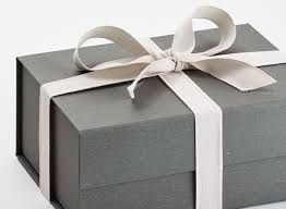 cotton ribbon buy grey a4 gift boxes in finish magnetic