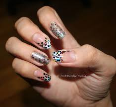 20 nail designs with rhinestones images simple rhinestone nail