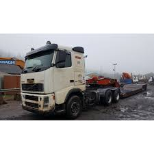 volvo fh12 460 6x4 tractor unit 2004 manual gearbox commercial