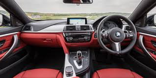bmw showroom interior bmw 4 series interior practicality and infotainment carwow