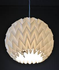 Origami Light Fixture 31 Best Lampy Origami Images On Pinterest Lampshades Origami