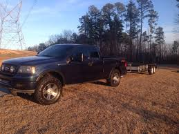 Ford Truck Mud Tiress - post your factory rims with mud tires ford f150 forum