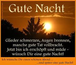 gute nacht sprüche 623 best gute nacht sprüche images on sayings