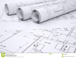 free architectural plans architectural drawings stock illustration illustration of blueprint