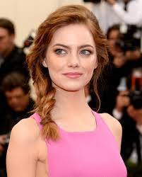 37 emma stone hairstyles to inspire your next makeover huffpost