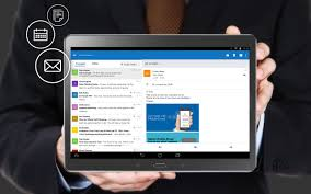 microsoft android apps microsoft launches outlook for ios and android based on its
