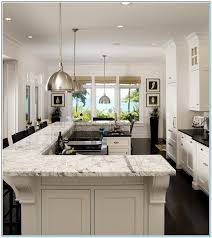 kitchens without islands u shaped kitchen without island torahenfamilia com t shaped