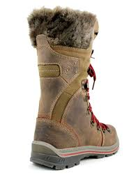 boots canada melita brown apres ski collection santana canada
