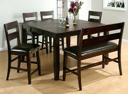 bench style dining room sets picnic table type tables