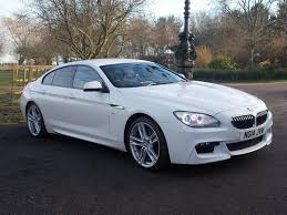 bmw 6 series for sale uk bmw 6 series 640d m sport gran coupe for sale from top brand cars