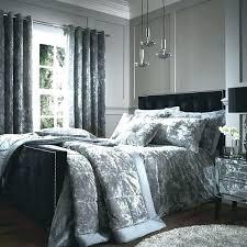 black velvet duvet covers small size of white grey bedding with