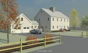 new england farmhouse residential design the new england farmhouse a point in design