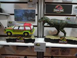 jurassic park car toy factory entertainment shakems for bttf jaws jurassic park