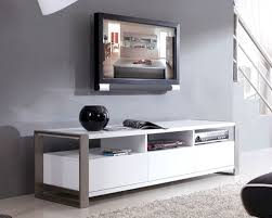 Tv Console Design 2016 White Lacquer Media Console Homesfeed