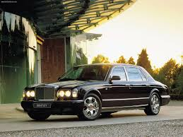 bentley arnage t bentley arnage car technical data car specifications vehicle