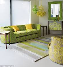 Heals Sofas A Slice Of Lime Add Some Zest To Your Home With This