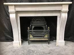 antique french marble fireplace surround in edinburgh gumtree