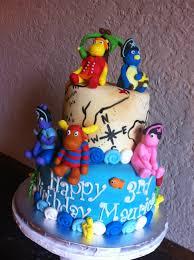 backyardigans lolo u0027s cakes u0026 sweets