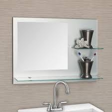 20 frameless beveled bathroom mirrors mirror ideas