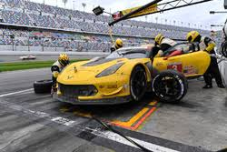 imsa corvette corvette racing focused on racecraft in 2017