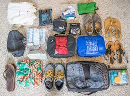 South Dakota travel shoe bags images My packing list for south america trailing rachel jpg