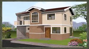 House Design Philippines Youtube by House Color Design Pictures In Philippines