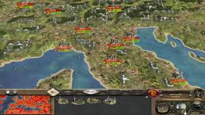 War World 2 Map by Medieval Ii Total War Conquer The World Youtube