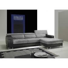 canap d angle cuir gris anthracite canapé d angle cuir gris anthracite 2 idées de décoration